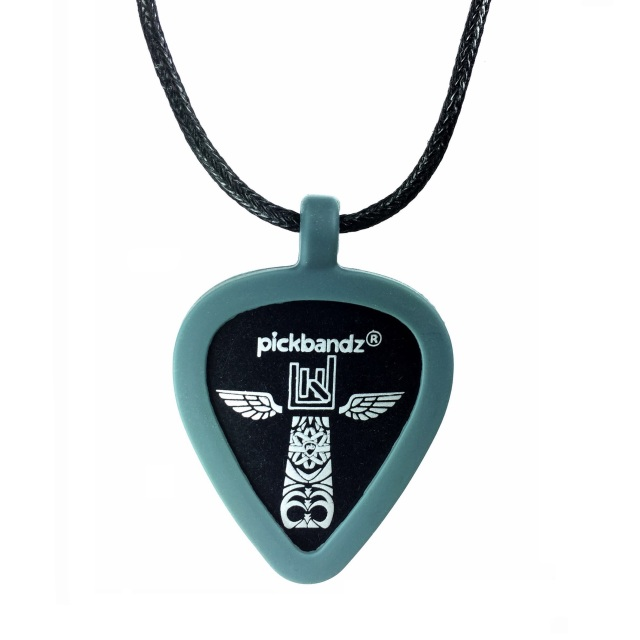 pick brothers chrome allman necklace products black abb band bc etched necklaces guitar page